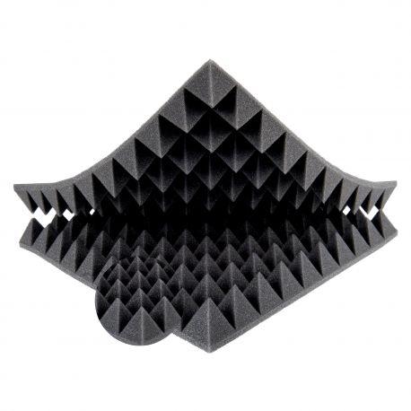 PIRAMIDKI panele wygłuszeniowe 50X50X6 cm