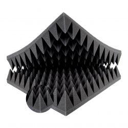 PIRAMIDKI panele akustyczne wygłuszeniowe - 50X50X10cm